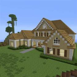 25 unique cool minecraft houses ideas on