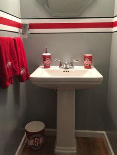 ohio state bathroom 1000 images about ohio state on pinterest ohio state buckeyes ohio state