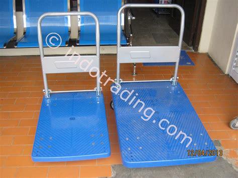 Trolley Rak Salon Plastik jual trolley barang harga murah jakarta oleh raja rak minimarket jakarta