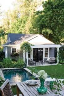 tiny pool house 1000 ideas about small pool houses on pinterest pool