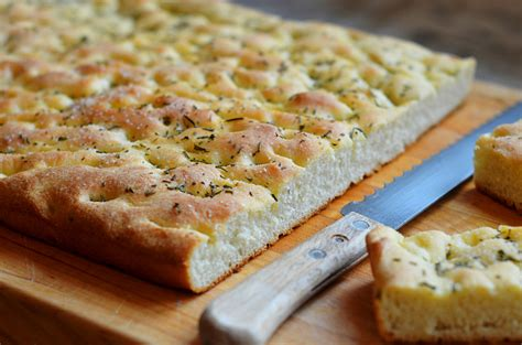 Pasta Salad Recipes Easy rosemary focaccia once upon a chef