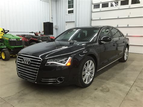 L For Sale by 2011 Audi A8l 4 2 Quattro For Sale Msrp 109 850 Find