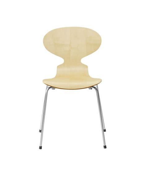chaise fourmi chaise fourmi design arne jacobsen pour fritz hansen la