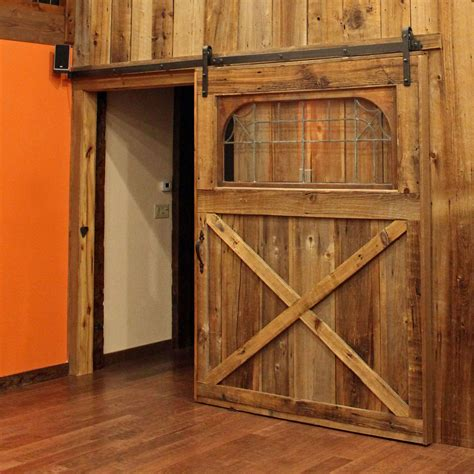 Rustic Barn Doors How To Make Barn Door Kits Robinson House Decor