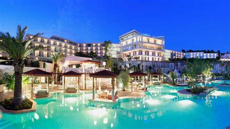 best resorts in croatia amfora hvar grand beach resort a kuoni hotel in croatia