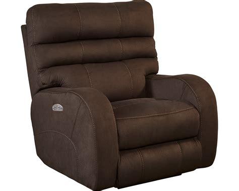 Kelsey Flat catnapper kelsey power headrest power lay flat recliner