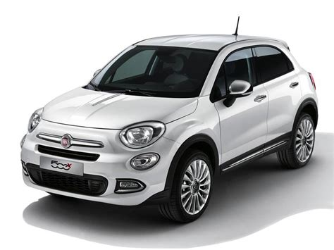 new fiat 500x car configurator and price list 2017