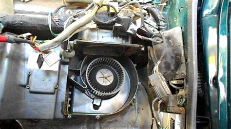 small engine repair training 1994 chrysler lebaron seat position control heater core removal 1994 chrysler lebaron youtube