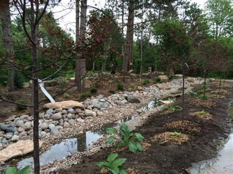 new meditation garden landscaping thanks to wps employees