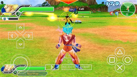 download game dragonball online mod dancokers dragon ball z tenkaichi tag team mod ultra v6 ppsspp cso