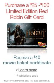 Red Robin Gift Card Discount - amazon com gift cards