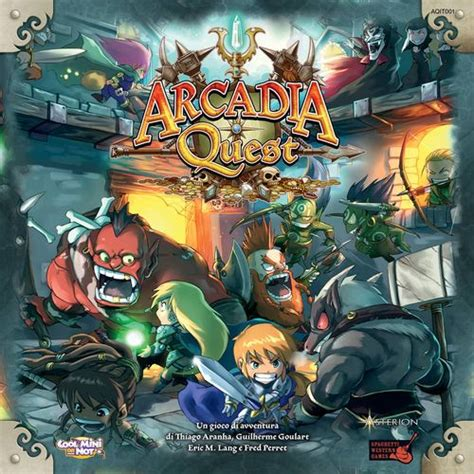 Arcadia Quest Characters Aeric gameday play arcadia quest jesta tharogue