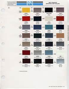 auto paint codes auto paint colors codes autos porsche and auto paint