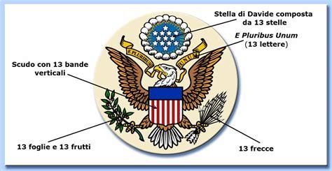 segno degli illuminati simbolismo dollaro
