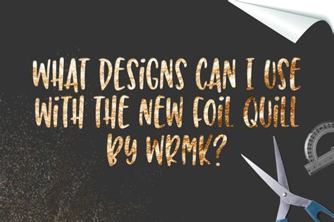 designs       foil quill  wrmk