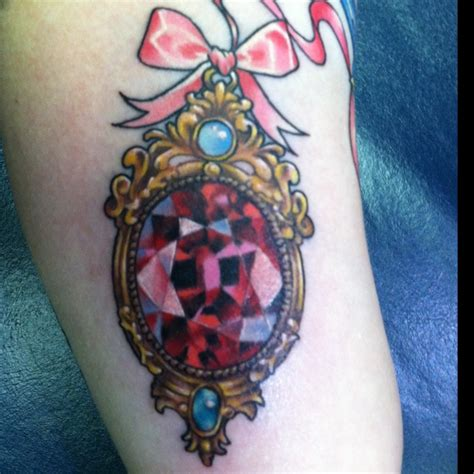 ruby tattoo designs soul gem tattoos a power and magic all