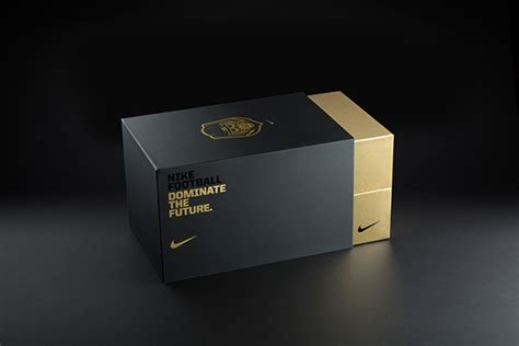 nike premium packaging design