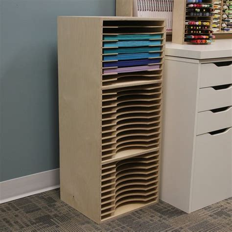 12x12 Craft Paper Storage - 1000 images about paper storage on paper