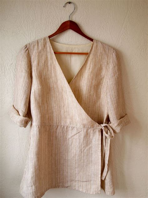 Simple Linen linen shirt pattern from simple modern sewing sewingness patterns linen