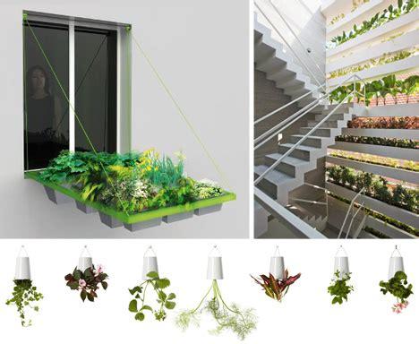 window gardening urban green 8 ingenious small space window garden ideas