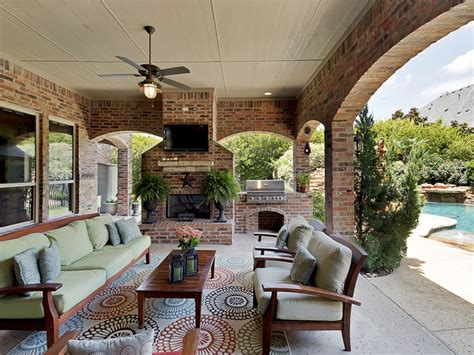 Santa Fe Home Designs 16 inspiring luxury patio ideas lifetime luxury