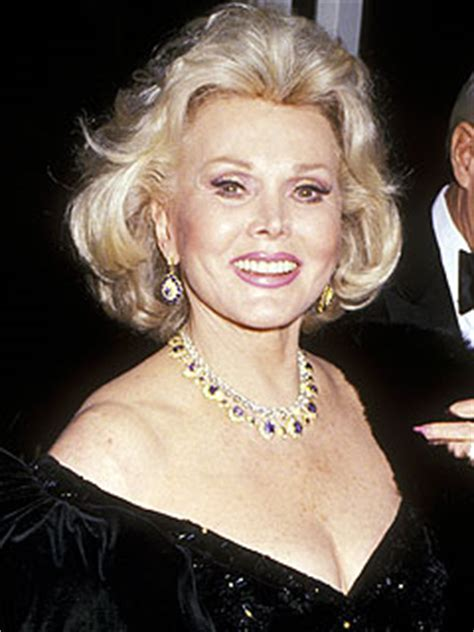 zsazss gabor hair style zsa zsa gabor pictures images photos actors44 com