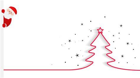 santa christmas tree minimal wallpapers hd wallpapers id