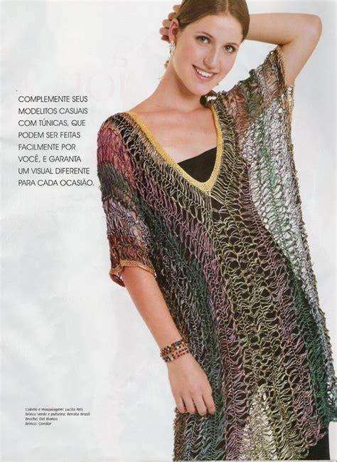 blusas de orquilla blusa tratando de tejer prendas tejidas kang 233 l tejiendo con armon 237 a prendas en horquilla