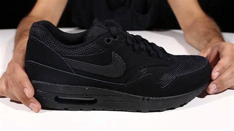 Nike Airmax 1 Black nike air max essential 1 black quesozamorano es