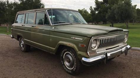 1970 jeep wagoneer for sale 1970 jeep wagoneer low mileage two owner for sale central
