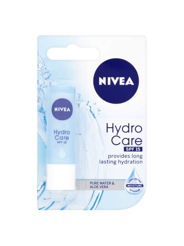 Nivea Lip Care Hydro Care 4 8g nivea hydro care lip spf 15 4 8g rohpharm pharmacy