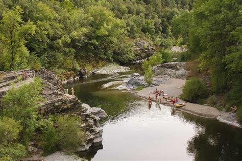 Camping Les Gorges de l?Hérault ? Site officiel ? Camping avec piscine à Pont d?Hérault ? Gard