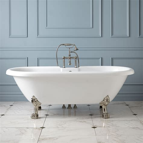 where to buy a bathtub audrey acrylic clawfoot tub lion paw feet bathroom