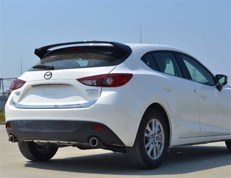 mazda 3 sports car popular mazda 3 wing buy cheap mazda 3 wing lots from