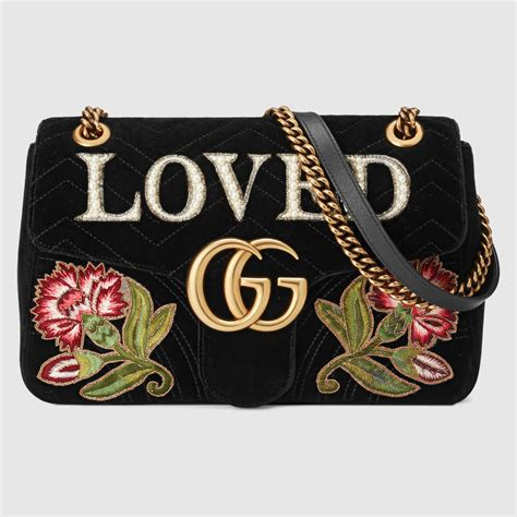 Waist Bag Gucci Nagita 7735 Mc gucci is back with yet another filled bag collection for pre fall 2017