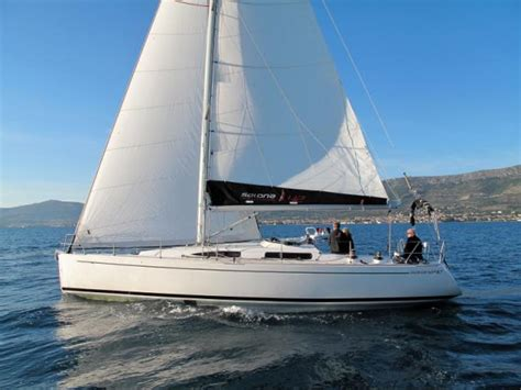 sailing boat price salona 42 charter price croatia
