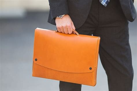 Headlands Handmade - headlands handmade briefcase clad