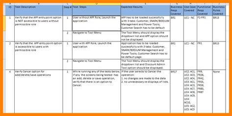 uat template sle uat test plan template 28 images acceptance test plan