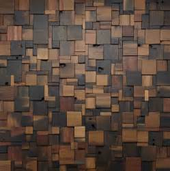 stacked square wood wall design woodwall walldesign patterns pinterest wood wall design