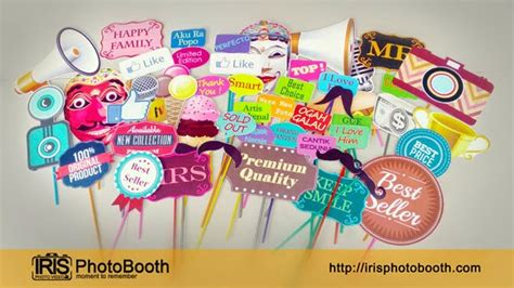 Backdrop Murah Untuk Seminar iris photobooth iris photobooth jasa photo booth