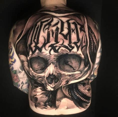epic one piece tattoo the coolest skull tattoos you ll ever see 50 photos