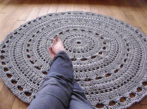 chunky crochet rug crochet s picks of the week homewares crochet