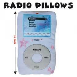 ipod pillow ipod pillow