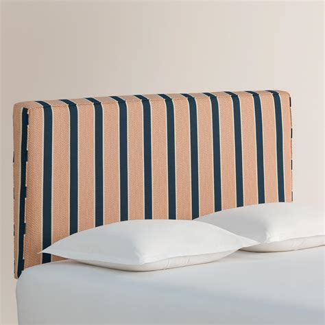 World Market Headboard by Sapphire Eze Loran Upholstered Headboard World Market