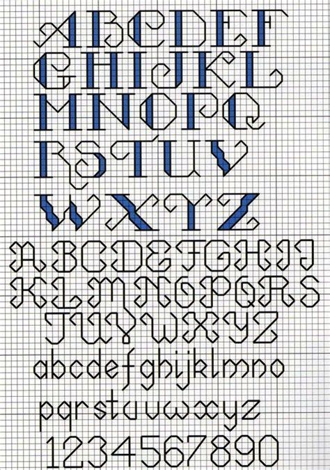 cross stitch pattern fonts cross stitch alphabet love to collect alphabet patterns