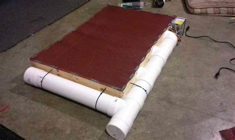 air conditioned bed diy air conditioned dog bed is affordable and easy to make