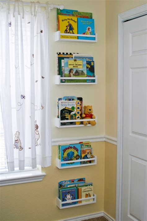 25 best ideas about kid bookshelves on