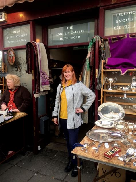 Meet Alys Dobbie, Our New Diva Guide   The Antiques