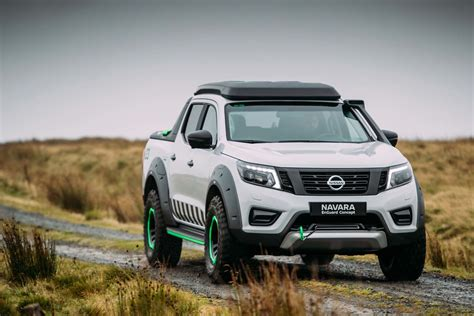 navara nissan nissan navara enguard concept previews tomorrow s rescue