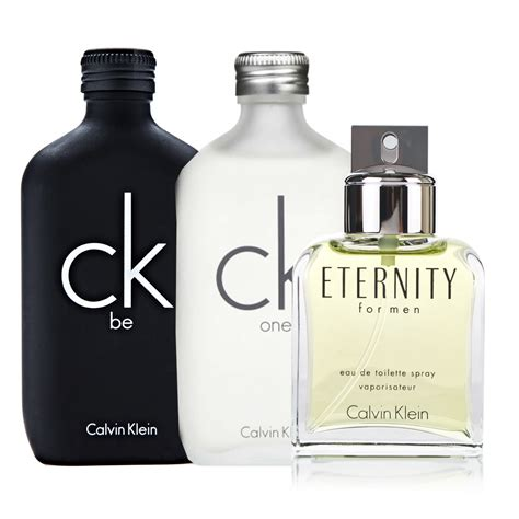 calvin klein ck one ck be edt 200ml ck eternity 100ml